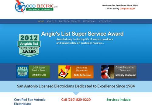 Good Electric Ltd