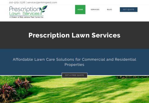Prescription Lawn Services