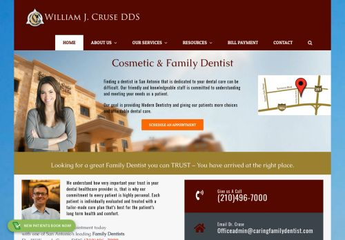 William J. Cruse DDS